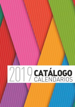 Mini Calendario 2019 Para Imprimir Grande.Catalogo Calendarios 2019 Imprimir Calendarios